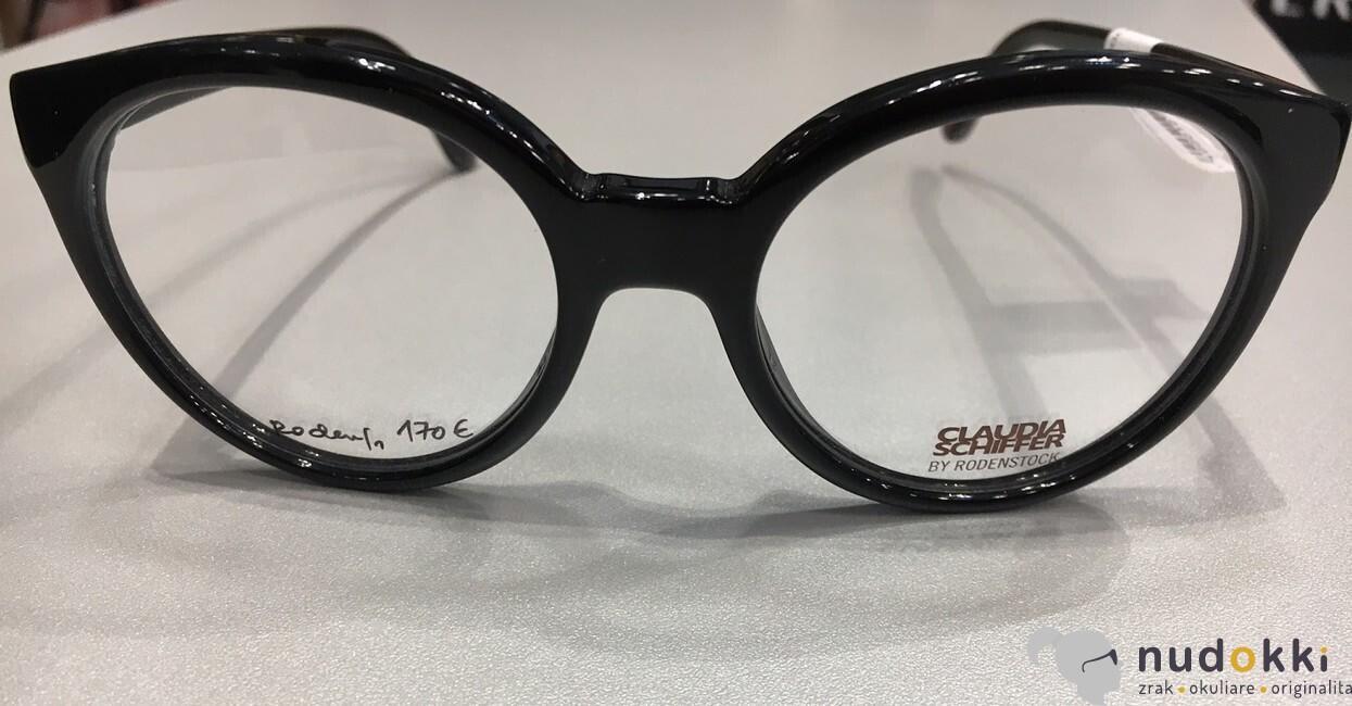 edca460e3 dioptrické brýle Claudia Schiffer C4004 A - Nudokki.cz