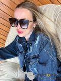 sluneční brýle Alexander McQueen AM0171SA 003
