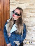 Sluneční brýle Versace VE4360 GB1/6G
