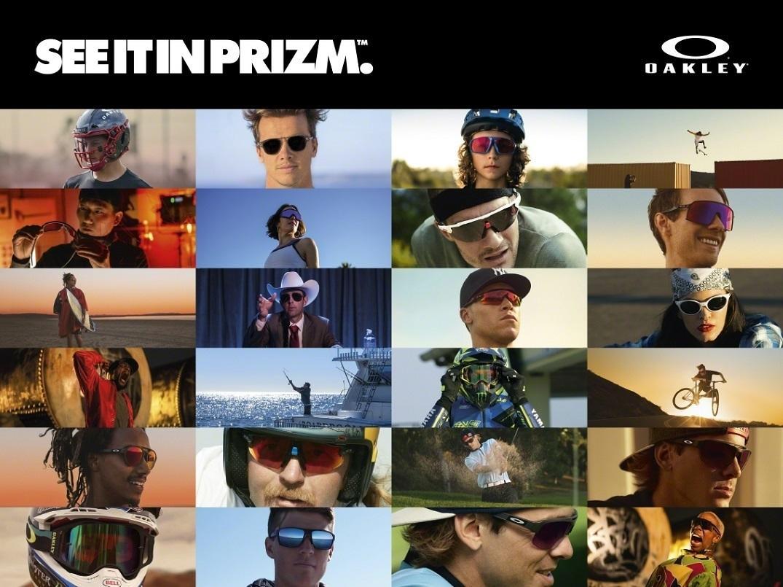 Revoluční technologie Oakley Prizm™ otevřela nový pohled ve světě sportu