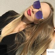 Sluneční brýle Ana Hickmann AH 3041 03A