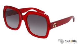 Sluneční brýle Gucci GG 0036S 005