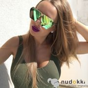 sluneční brýle IRRESISTOR NEBULA BLK GD