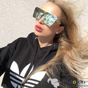 sluneční brýle IRRESISTOR STARDUST GD WT