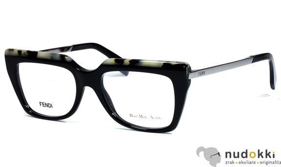 dioptrické brýle Fendi FF 0088 CU1