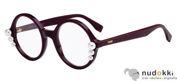 dioptrické brýle Fendi FF 0298 0T7