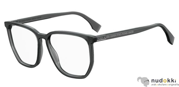 dioptrické brýle Fendi  FF 0376 KB7