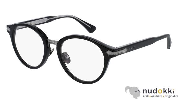 Dioptrické brýle GUCCI GG0066O 001