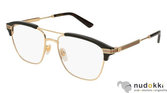 Dioptrické brýle GUCCI GG0241O 002