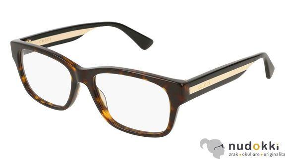 Dioptrické brýle GUCCI GG0343O 005