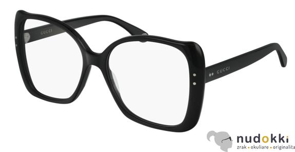 Dioptrické brýle GUCCI GG0473O 001