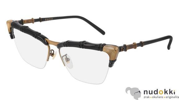 dioptrické brýle Gucci GG0660O 001