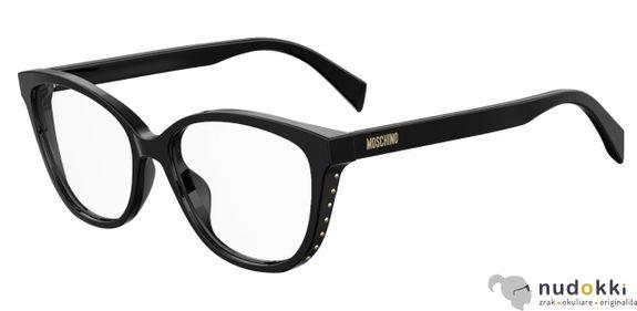 dioptrické brýle MOSCHINO MOS549 807