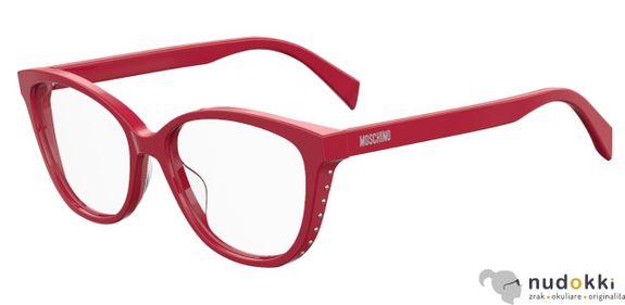 dioptrické brýle MOSCHINO MOS549 C9A