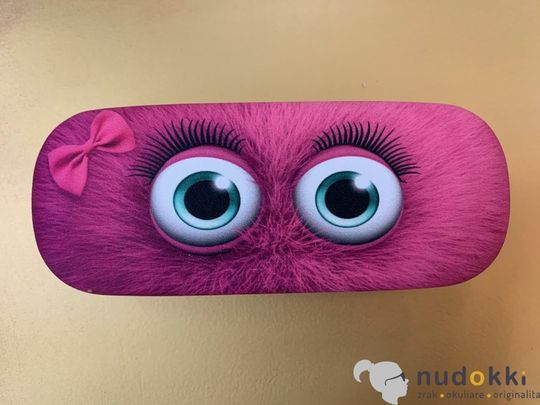 pouzdro na brýle pink