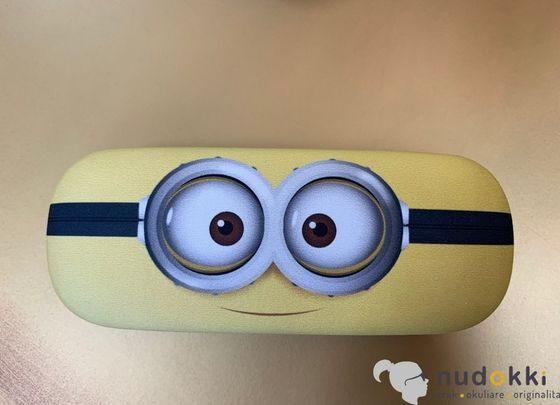 pouzdro na brýle yellow