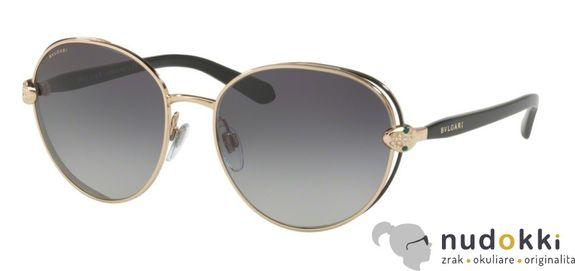 sluneční brýle BVLGARI BV 6087B 20238G