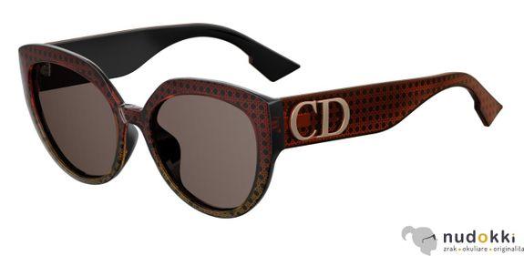 Sluneční brýle CHRISTIAN DIOR DDIORF DCB/2M