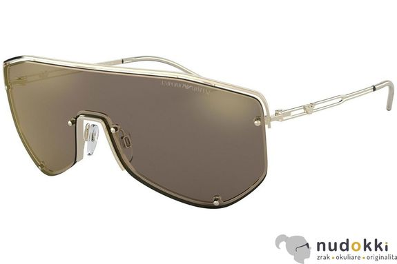 Sluneční brýle Emporio Armani EA2072 30135A