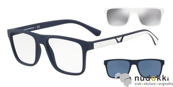 dioptrické brýle Emporio Armani EA4115 56691W