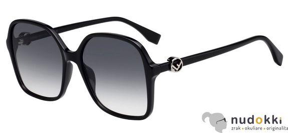 sluneční brýle Fendi F IS FF 0287 807/9O