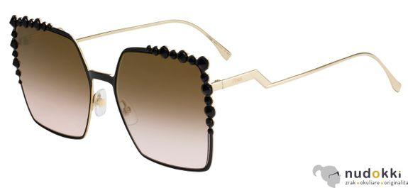 sluneční brýle Fendi Can Eye FF 0259/S 2O5-53