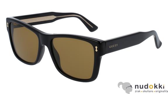 Sluneční brýle Gucci GG 0052S 0011