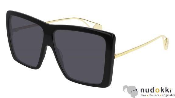 Sluneční brýle Gucci  GG0434S-001