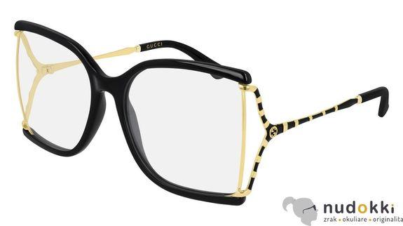dioptrické brýle Gucci GG0592O 001