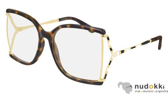 dioptrické brýle Gucci GG0592O 002