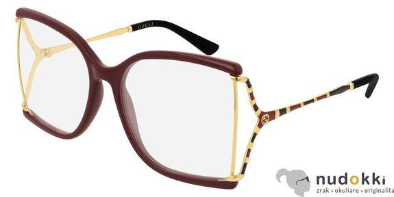 Dioptrické brýle Gucci GG0592O 003