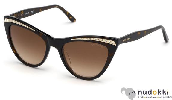 sluneční brýle GUESS By Marciano GU0793 52F