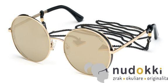 sluneční brýle GUESS GU7606 32G