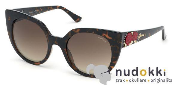 sluneční brýle GUESS GU7611 52G