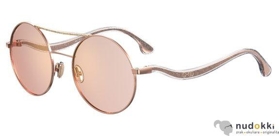 sluneční brýle JIMMY CHOO MAELLE/S DDB/K1