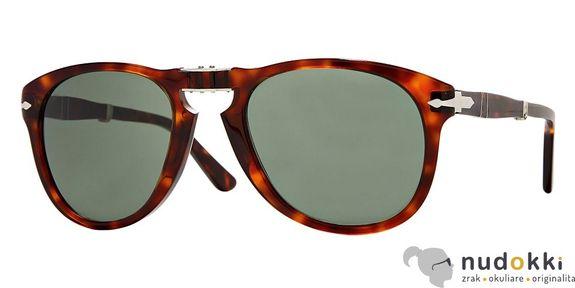 sluneční brýle Persol Steve McQueen  PO0714 FOLDING 24/31