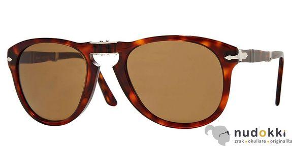 sluneční brýle Persol Steve McQueen  PO0714 FOLDING 24/57