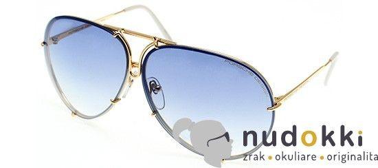 sluneční brýle Porsche Design P8478 W
