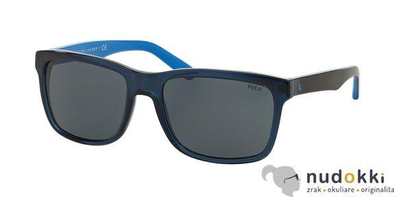 sluneční brýle Ralph Lauren 0PH4098 556387