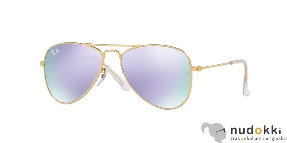 sluneční brýle Ray-BanJUNIOR RJ9506S 249/4V