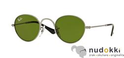 detské sluneční brýle Ray-Ban RJ9537S JUNIOR ROUND  200/2