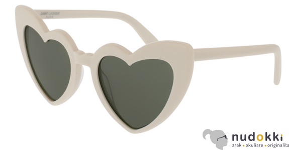 sluneční brýle SAINT LAURENT  SL 181 LOULOU-003