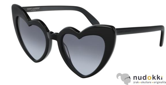 sluneční brýle SAINT LAURENT  SL 181 LOULOU-008