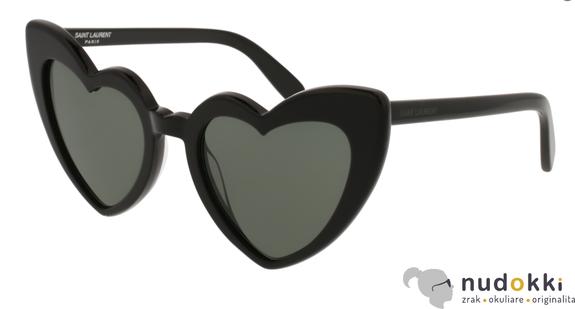 sluneční brýle SAINT LAURENT  SL 181 LOULOU-001
