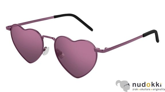 sluneční brýle SAINT LAURENT SL 301 LOULOU 007