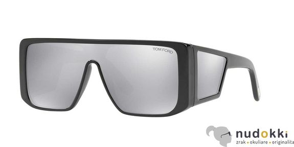 sluneční brýle Tom Ford  ATTICUS FT0710 1C