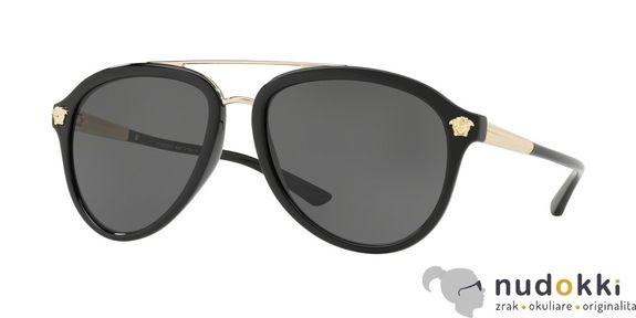 sluneční brýle VERSACE 0VE4341 GB1/87