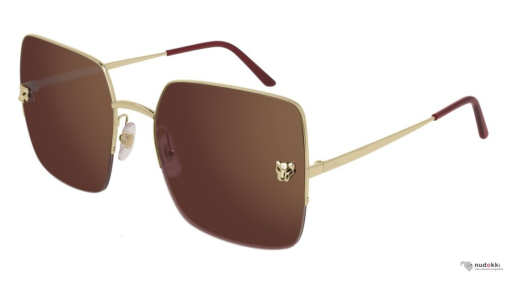 1ba1da5f2 sluneční brýle Cartier CT0121S 003. Zobrazit v plné velikosti
