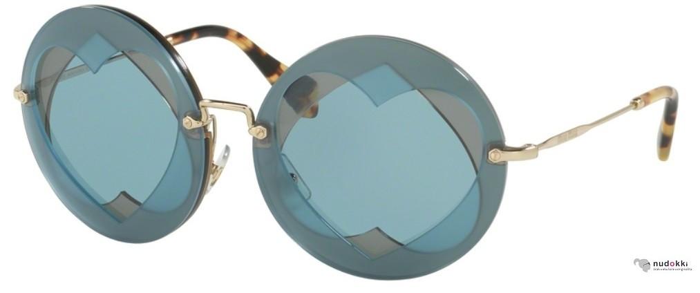0be4ee3a7 sluneční brýle Miu Miu MU01SS VA06P2 - Nudokki.cz