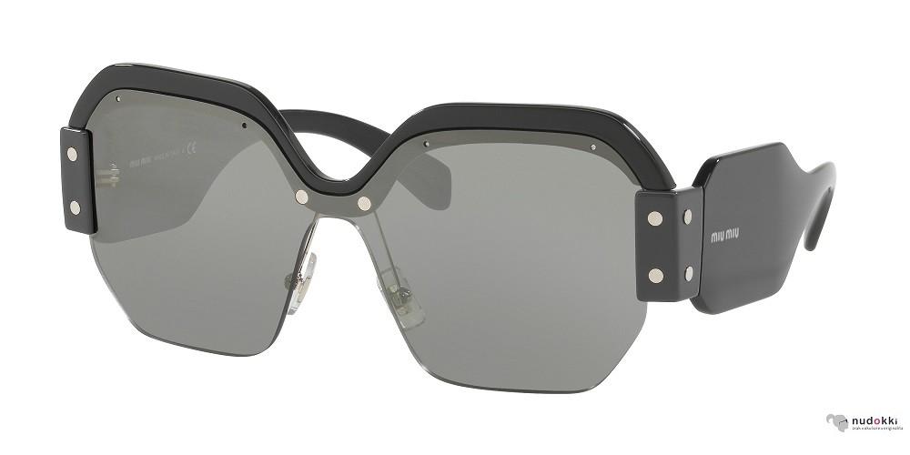 f322cc335 sluneční brýle Miu Miu MU 09SS 1AB4S1 - Nudokki.cz